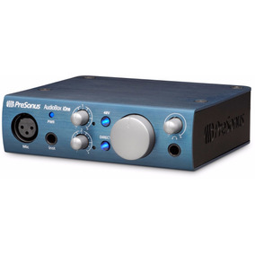 Interfase Presonus Audiobox Ione