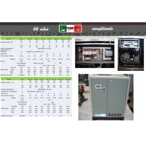 Compresor De Aire De Tornillo De 10 Hp Fermon Linea Economi
