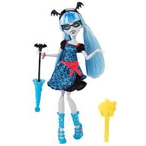 Bonecas Monster High Mattel Ghoulia Yelps Freaky Fusion