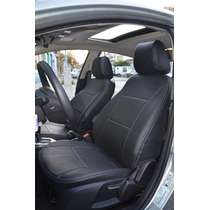 Fundas Asientos Cuerina Premium Toyota Etios -carfun-
