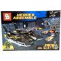 Batman Perseguição No Porto Batbarco 315 Pçs Lego Compativel