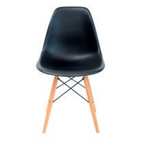 Cadeira Dkr Eiffel Charles Eames Base Madeira
