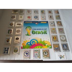 Álbum Copa Do Mundo 2014 Completo 649 Figurinhas