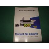 Epson Stylus Photo 1410 Manual Del Usuario