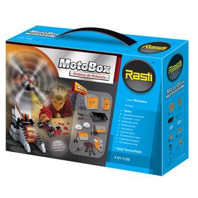 Rasti Motobox - Sistema De Potencia - Motor- Giro Didáctico