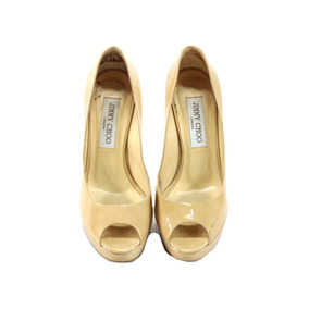 Zapatos Color Nude Jimmy Choo
