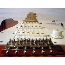 Guitarra Fernandes Stone Logo 1978 Japon Liquido