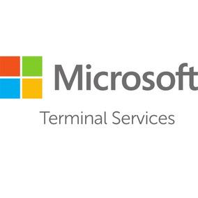 Escritorio Remoto Terminal Server 10 Cal - 2003, 2008 Y 2012