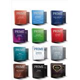 Prime Preservativos Surtidos X 36 (12 X 3) Envio Discreto