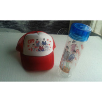 Gorra + Cilindro De Cd9, Mario Bautista, One Direction, Just
