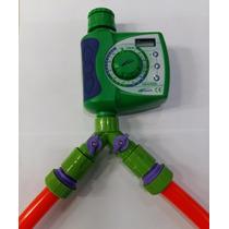 Temporizador Timer P/ Mangueira 3/4 C/ 2 Saídas - Abre/fecha
