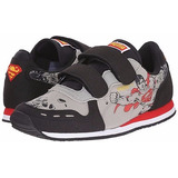 Tenis Puma Cabana Racer Superman V Kids Sneaker Niño Bebe Dc