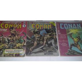 A Espada Selvagem De Conan Edição De Luxo