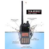 Handy Yaesu Ft-270r Sumergible Con Accesorios