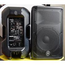 Bafle Dbr12 Auto Amplificado Poco Uso Envio Incluido
