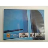 Libro Manual De Usuario 100% Original: Renault Kangoo 2006/7