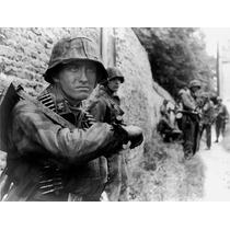 Foto 13x18 Soldado Wehrmacht German Waffen Dot44