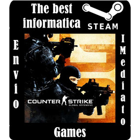 Counter Strike Global Offensive Cs Go Key Steam Original