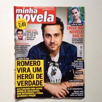 Revista Minha Novela Marco Pigossi Danilo Mesquita Pâmela