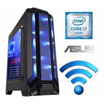 Pc Master Core I7 6ta. 16gb 2tb Gtx1070 Ssd 600w 80+