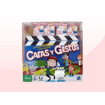 Juego De Mesa Caras Y Gestos Hasbro Original