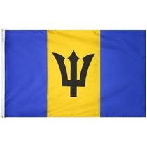 Bandera De Barbados 150x90cm. Envío Gratis