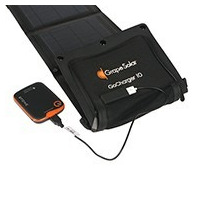 Grape Solar, Gopower De 10w, Kit Portátil De Carga