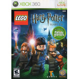 Lego Harry Potter Years 1-4 Nuevo Xbox 360 Dakmor