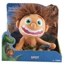 O Bom Dinossauro - Spot Pelúcia Sonoro - 20cm - Disney
