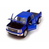 Camioneta Chevy Silverado 2014 Escala 1:24