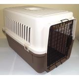 Jaula Kennel Transportador Mascotas (l60) Piso Impermeable
