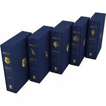 Box As Crônicas De Gelo E Fogo - Guerra Tronos - Edição Luxo
