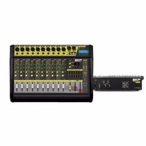 Mixer Amplificado Skp Pro Audio Vz 100ll - Maxcomp Musical