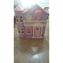 La Mejor Mansion/casa De Barbie Del Mundo
