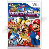 Fortune Street (wii) 100% Original Nintendo Monopoly Turista