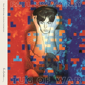Tug Of War - Paul Mccartney - [ Cd Duplo Digipack ]