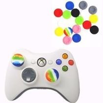 10 Gomas Grips Para Joystick Controles Xbox Ps3 Ps4 One