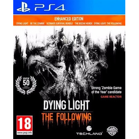 Dying Light: The Following Ps4 Fisico Nuevo Xstation
