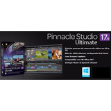 Pinnacle Studio Ultimate 17.6 Efectos Incluidos En 15 Dvds
