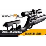 Rifle Pcp Kral Puncher Mega Cal 5,5mm + 2 Cargadores