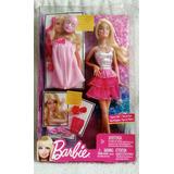 Boneca Barbie Spa De Beleza X7891 Mattel Na Caixa Lacrada