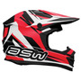 Capacete Asw Image Race 14 Vermelho 63/64 Rs1