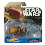 Hot Wheels Star Wars Rey