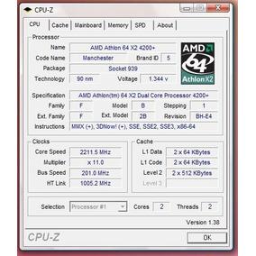 Processador Athlon 64 X2 4200+