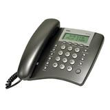 Teléfono Lcd Inteligente Tarifador Identificador Shirosc3126
