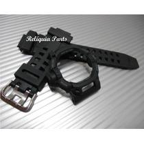 Kit Capa + Pulseira P/ Casio G-shock Riseman G-9200 Gw-9200
