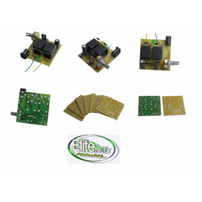 Kit Motorizado Antena Giratória ( Circuito / Motor E Fonte )
