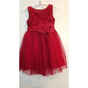 Vestido Infantil Festa Criança - Pronta Entrega - Novo