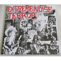 Extreme Noise Terror A Holocaust In Your Head Lp Red Lacrado