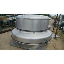 Extractor De Aire Industrial Tipo Hongo